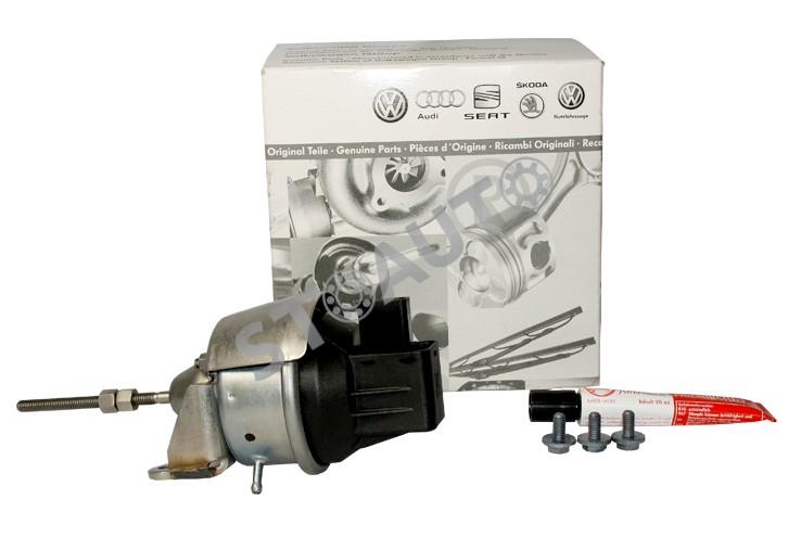 03L198716A Capsula turbo electrovacumatica OE