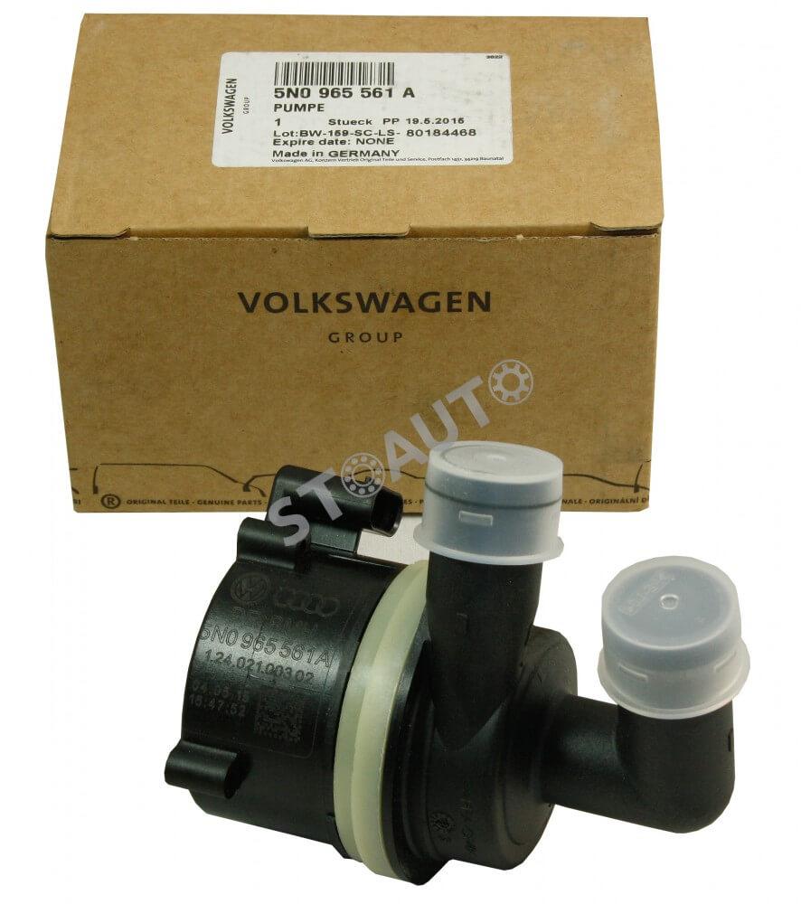 5N0965561A Pompa de apa suplimentara 2.0TDI AUDI A3, A4, A5, A6, Q5 OE