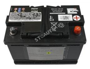 000915105CC  Baterie originala VW AUDI START STOP 68AH 12V OE