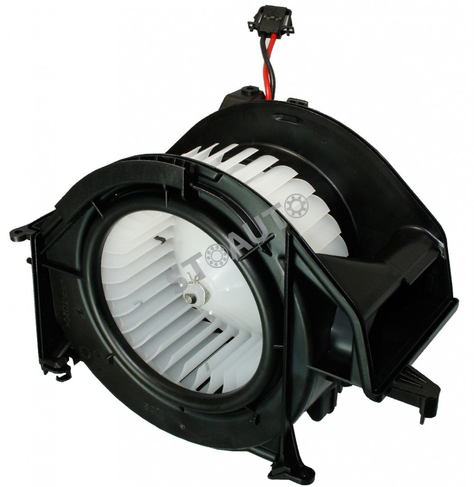 Ventilator, habitaclu