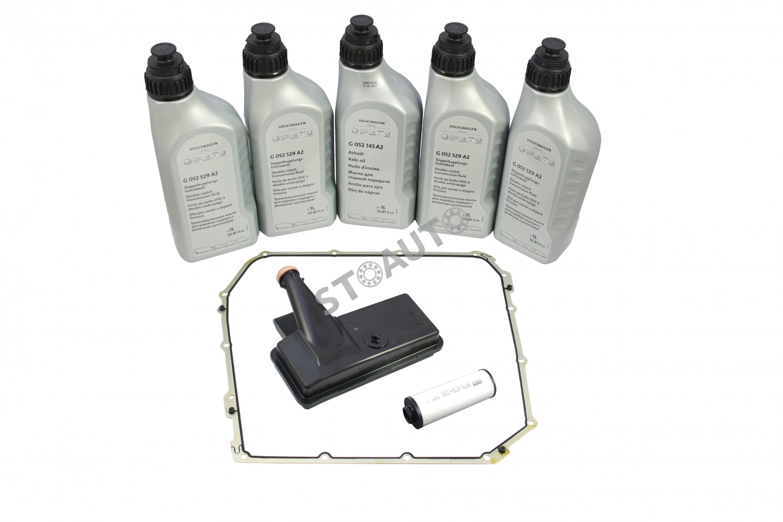 KITSTRONIC Kit schimb ulei cutie S-TRONIC AUDI A4, A5, A6, A7 OE
