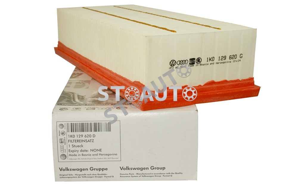 G51.9TDI105OE Set filtre revizie originale VW Golf 5 1.9 TDI 105 cai OE