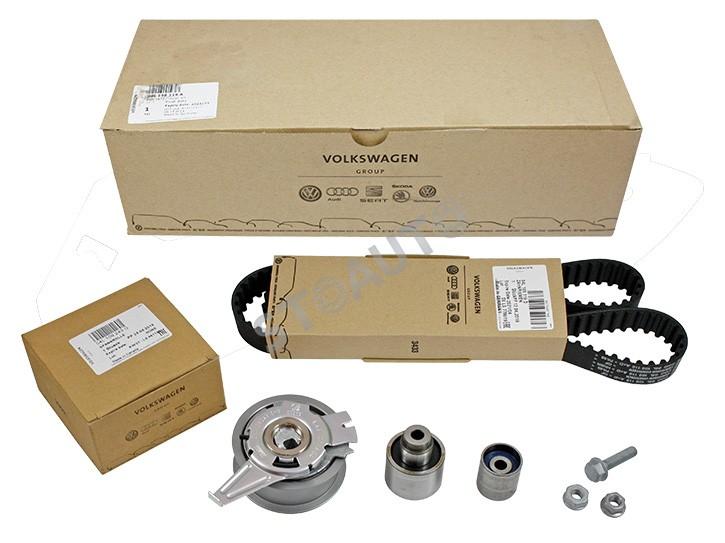 04L198119A Set curea de distributie VW Passat 1.6TDI 120cp OE