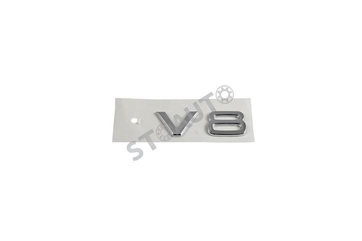 8E0853601B INSCRIPTIE V8 PE ARIPA OE