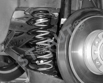 HV-199515 Arcuri spate auxiliare pentru sarcina sporita Audi Q3 MAD