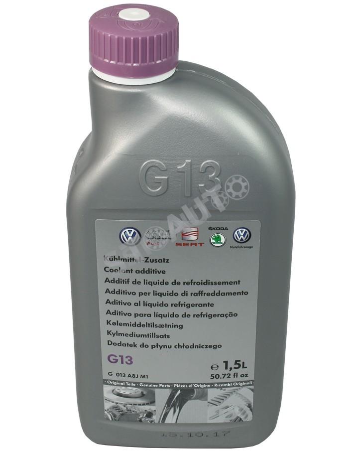 G 013A8JM1 - 1,5 Litri Antigel G13 OE
