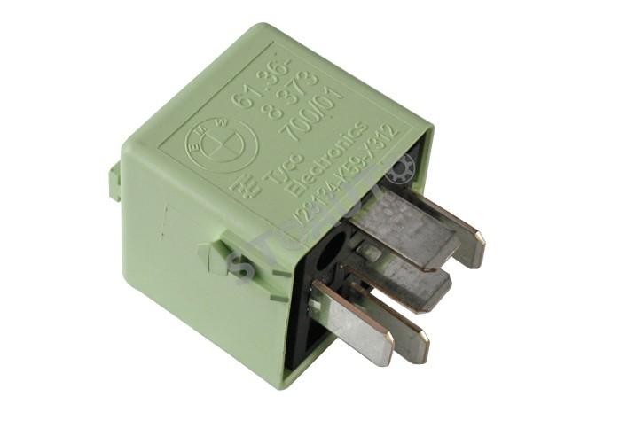 61368373700 Releu verde pompa combustibil OE