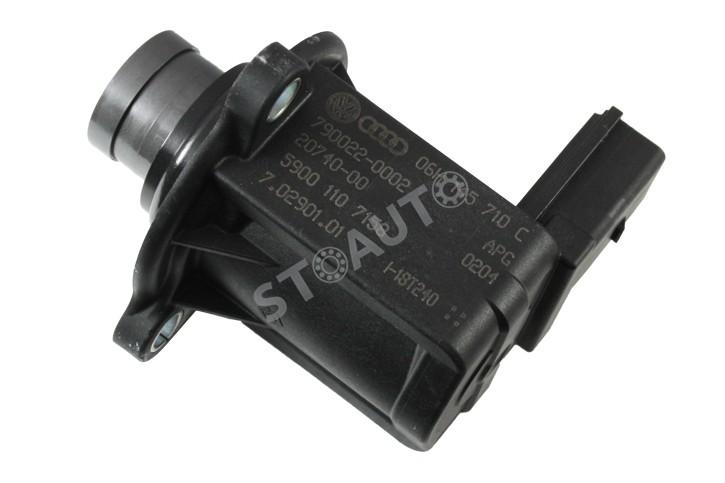 06H145710C Supapa vacuum control turbosuflanta OE