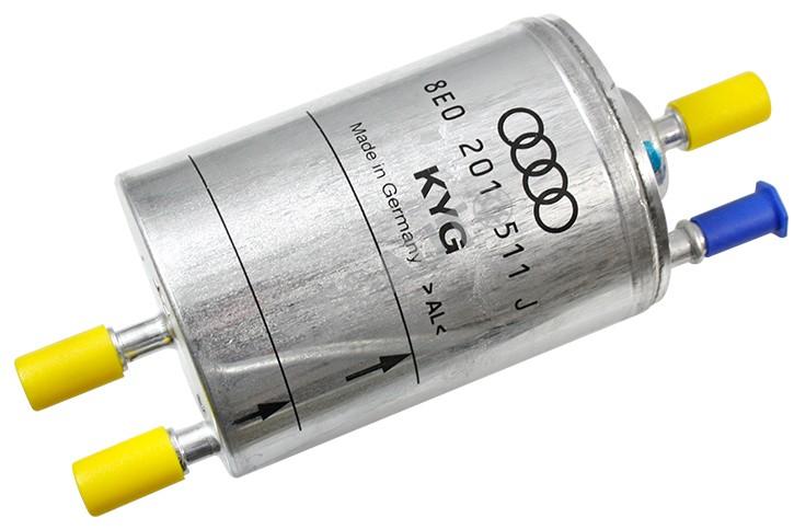 8E0201511J Filtru combustibil OE