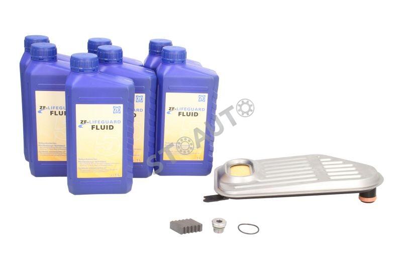 1060.298.069 Set schimb ulei cutie automata 5HP19FL/FLA   Audi A4, A6, A8  1997-2009  ZF
