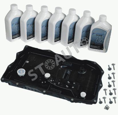 1087 298 367 Schimb ulei cutie automata 8P70H pentru BMW F01 F10 F30 ZF