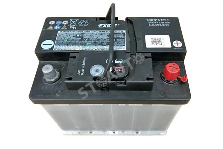 5K0915105E Baterie de pornire OE