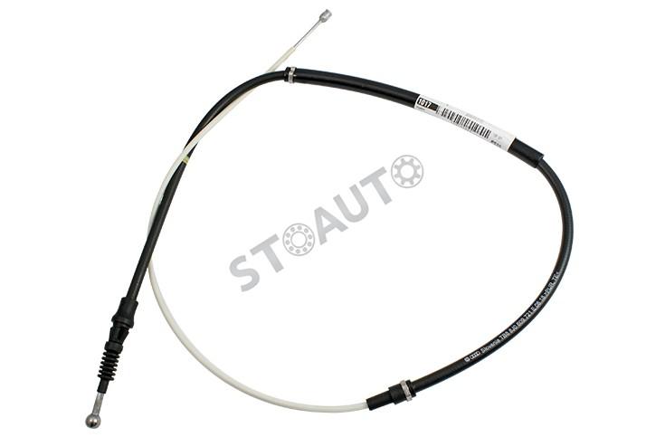 8J0609721E Cablu frana de parcare OE