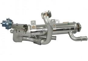 Racitor gaze EGR cu supapa AUDI A4, A6 2.0TDI ORIGINAL 2005-2008