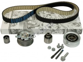 Set curea de distributie originala VW-AUDI 2.0Tdi common-rail