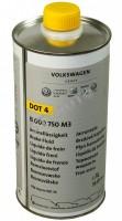 Lichid frana DOT 4 original VW 1 Litru