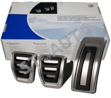 Set capace pedale