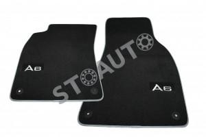 Set covorase textil fata AUDI A6 C6 2005-2012