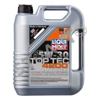 Ulei motor TOP TEC 4200 5W-30 5 L