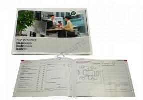 Service plan SKODA original