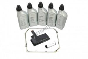 Kit schimb ulei cutie S-TRONIC AUDI A4, A5, A6, A7