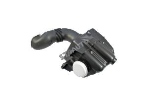 Rezonator sub carcasa filtru aer
