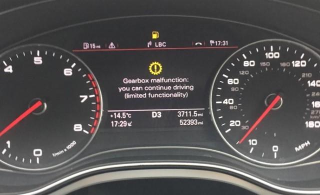 Repararea cutiei de viteze S-Tronic Audi Q5, A4, A5, A6