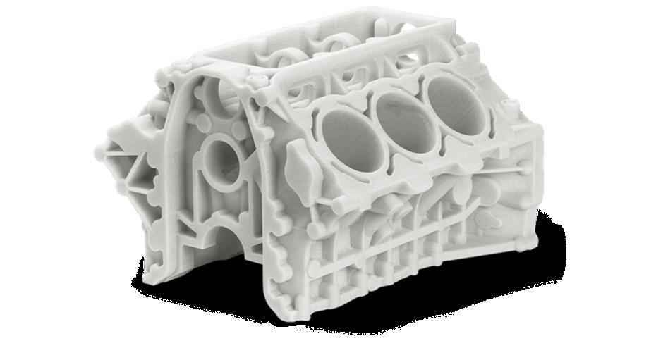 Piese auto originale VW fabricate cu ajutorul imprimantelor 3D