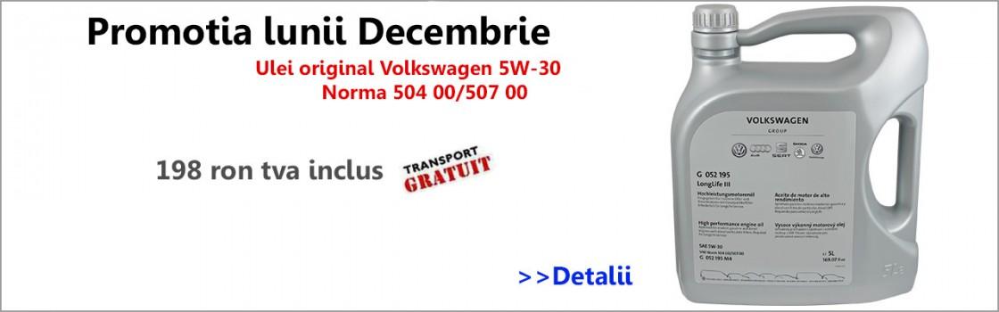 Promotie Decembrie